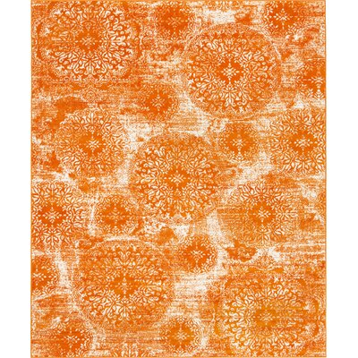 Orange Rugs You Ll Love Wayfair
