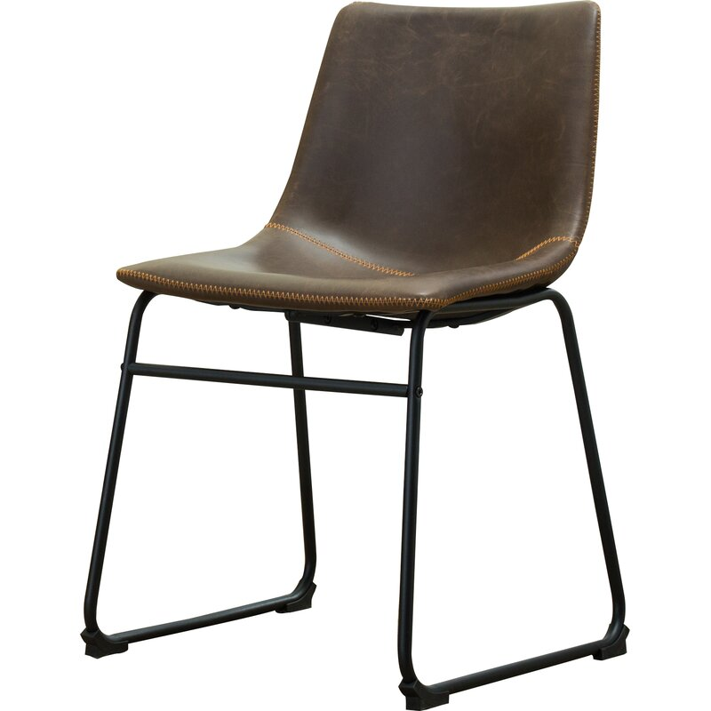 Modern Contemporary Urban Design Kitchen Dining Side Chair: Bamey Vintage Side Chairs & Reviews