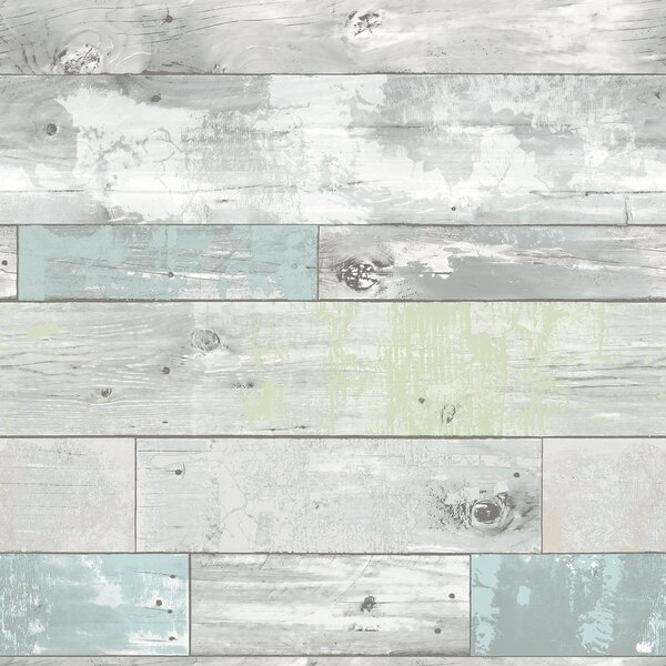Wallpops beachwood peel and stick wallpaper roll for Pre stick wallpaper