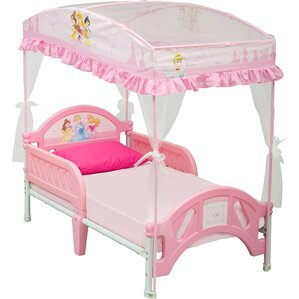 Disney Princess Toddler Bed by Delta Children
