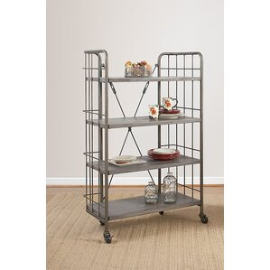 Beaufort Top Storage Baker's Rack by 17 Stories