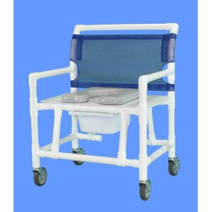 Bariatric Commode Soft Seat Shower ChairShower Chairs   Stools You ll Love   Wayfair. Folding Chairs For The Shower. Home Design Ideas
