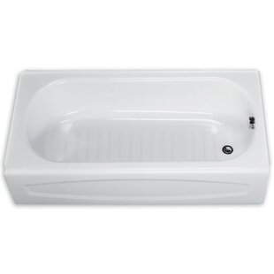 Enameled Steel Tubs Alcove Bathtubs