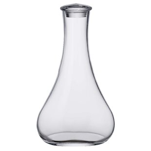 wine decanters crystal
