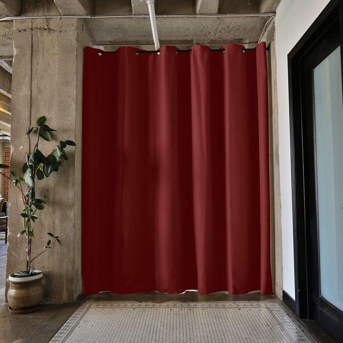 RoomDividersNow Premium Heavyweight Room Divider Curtain Panel ...