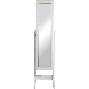 34 x 144 cm Verspiegelter Schrank von All Home