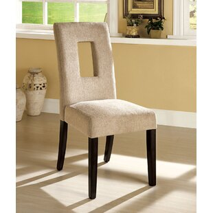 Adelmar Upholstered Dining Chair (Set of 2)