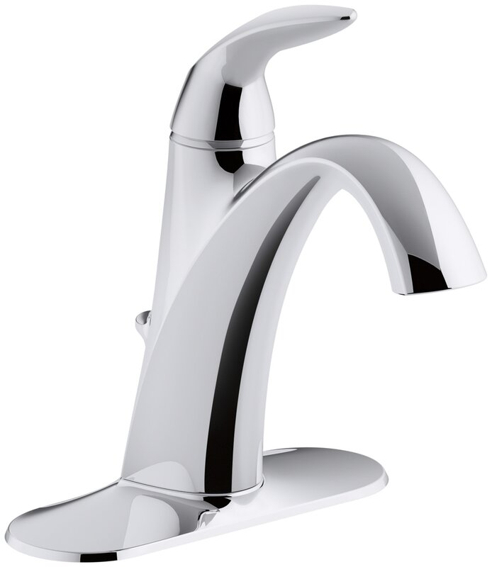 Kohler Alteo Single Handle Bathroom Sink Faucet Reviews Wayfair