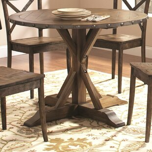 Burnsfield Wood Dining Table