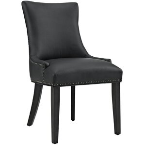 Magnate Vinyl Parsons Chair by Modway
