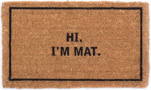 Ursae Hi I M Mat Doormat Amp Reviews Allmodern