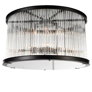 Mira 6-Light Semi Flush Mount