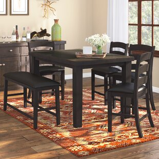 Bodie 6 Piece Counter Height Dining Set