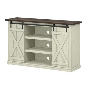 Save White And Wood Tv Stand A22