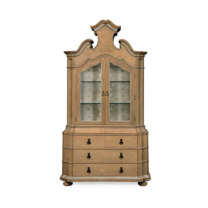 Jonathan Charles Fine Furniture China Cabinet Wayfair
