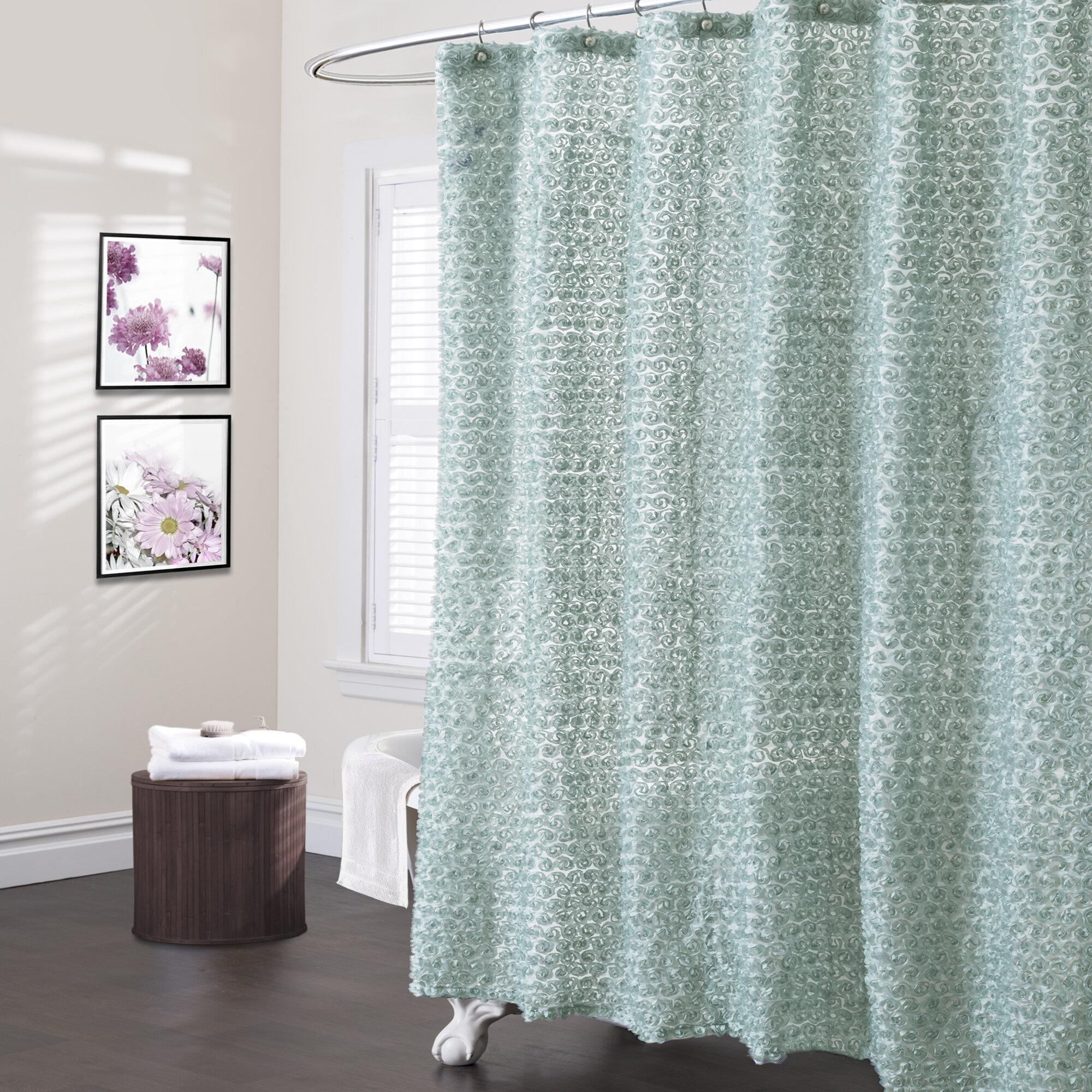 Lark Manor Orner Shower Curtain | Wayfair