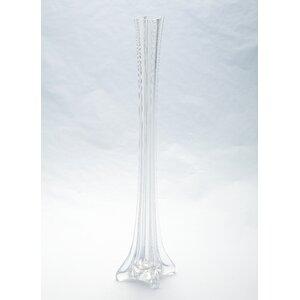 Handblown Tower Vase