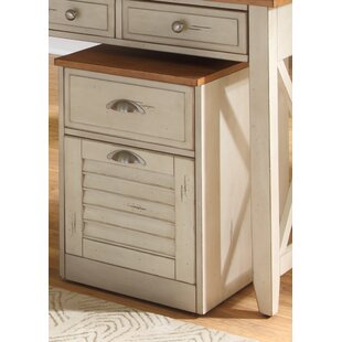 Charmant Bridgeview 2 Drawer Mobile File Cabinet