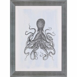 Octopus Wall Art Youu0027ll Love | Wayfair