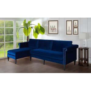 Renetta Reversible Sectional by Willa Arlo Interiors