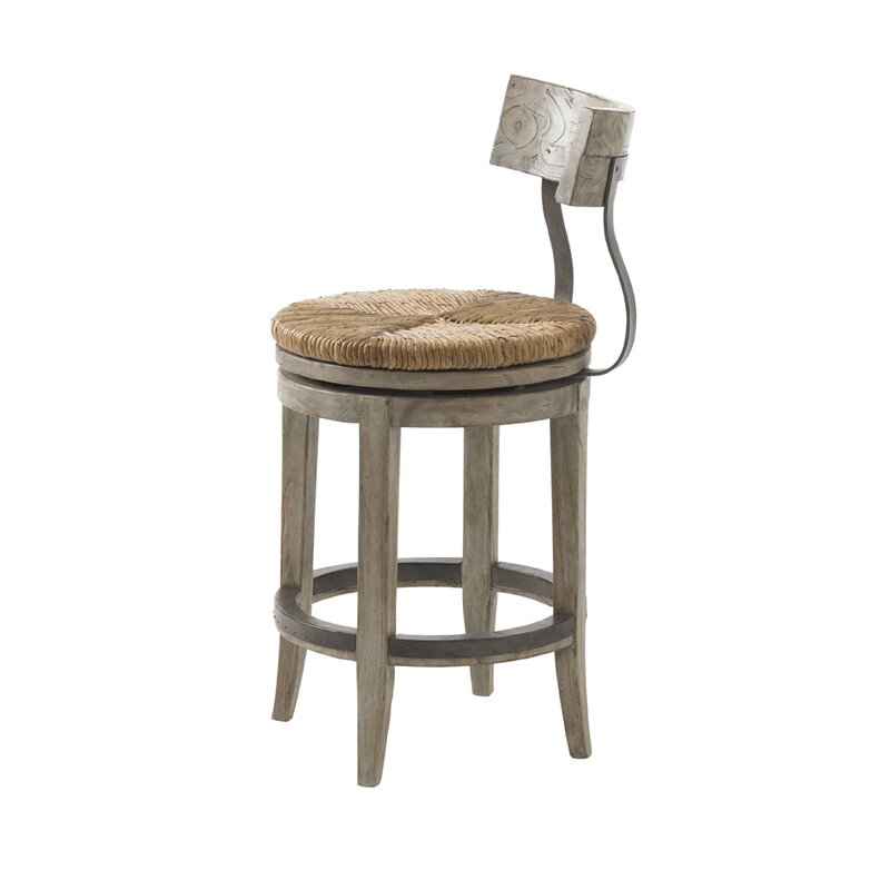 Lexington Twilight Bay 24 Quot Swivel Bar Stool Amp Reviews