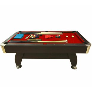 Red Pool Tables