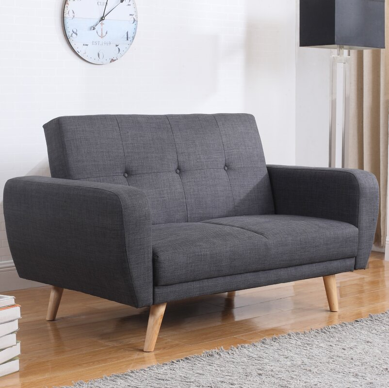 fj rde co farrow 2 seater clic clac sofa bed reviews. Black Bedroom Furniture Sets. Home Design Ideas