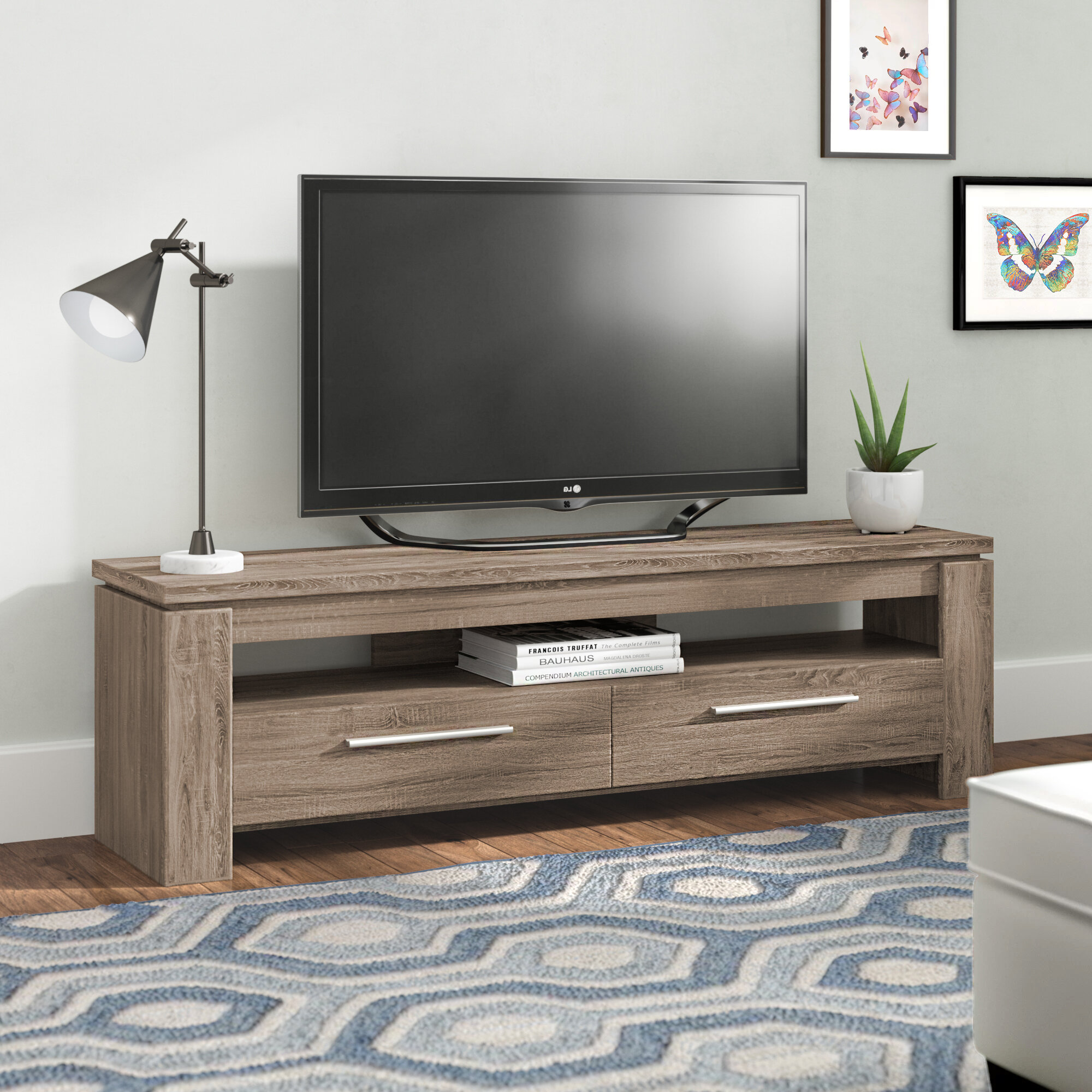 All Wood Tv Stand 48 Inches Wwwtollebildcom