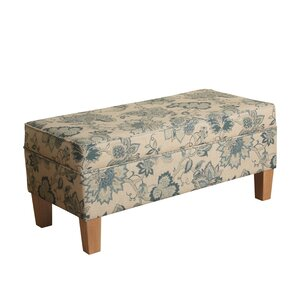Gaillard Upholstered Storage Bench by August Grove