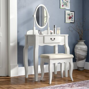 Small Bedroom Vanities You\'ll Love | Wayfair