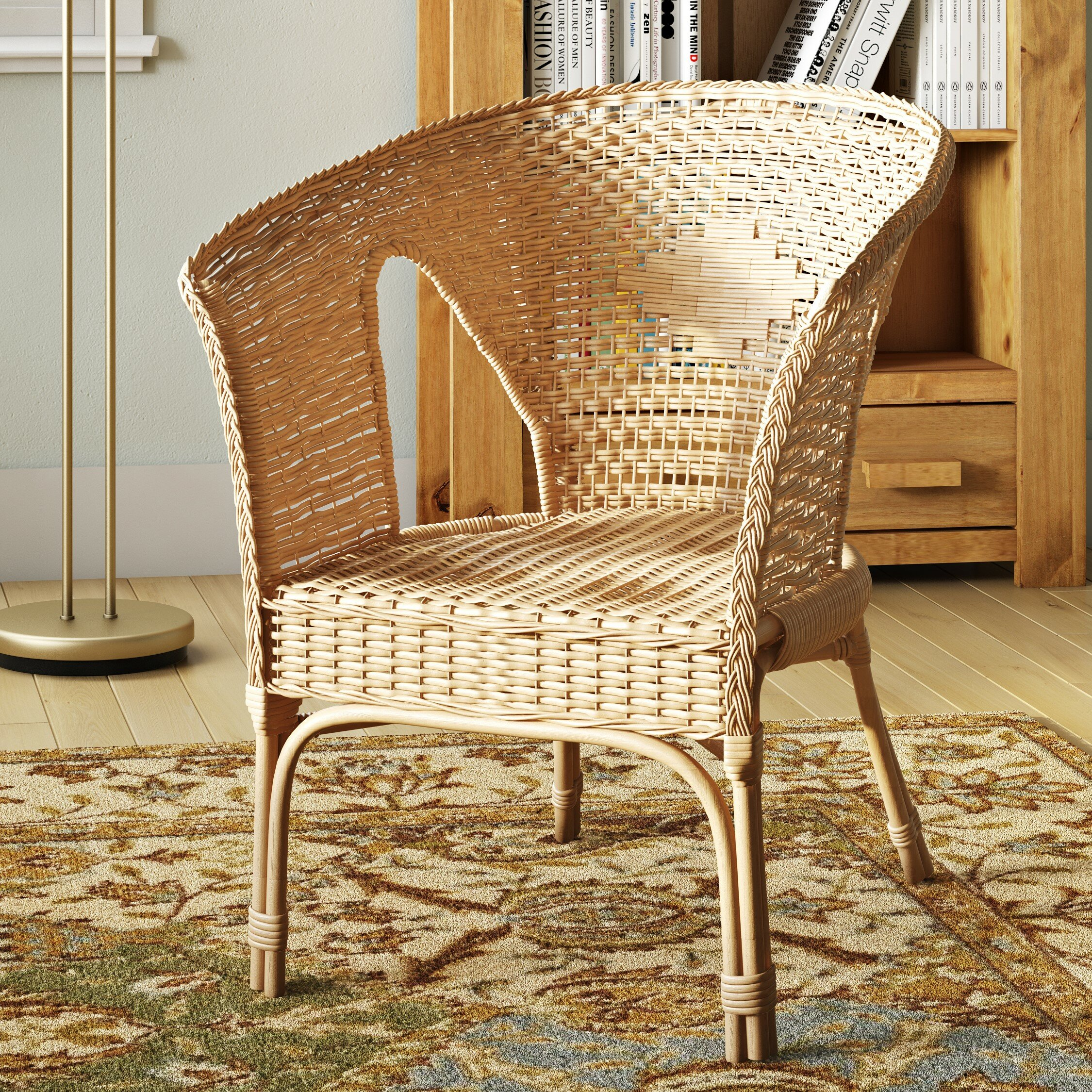 Andover Mills Rindge Loom Tub Chair & Reviews | Wayfair.co.uk