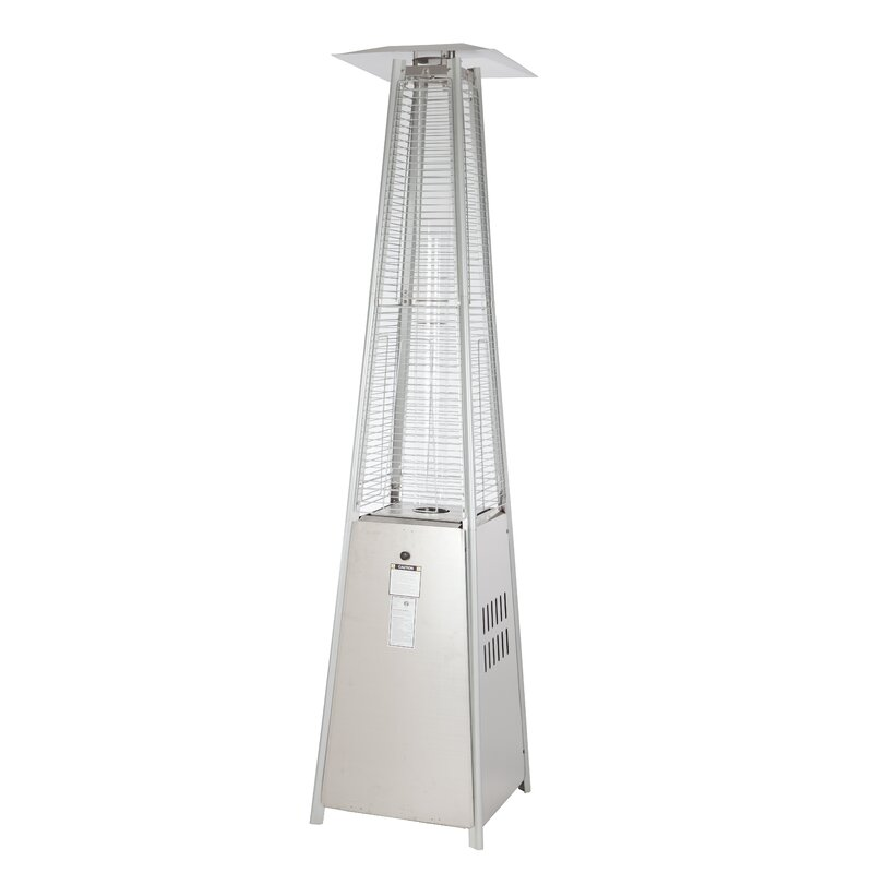 Pyramid Flame 40,000 BTU Propane Patio Heater