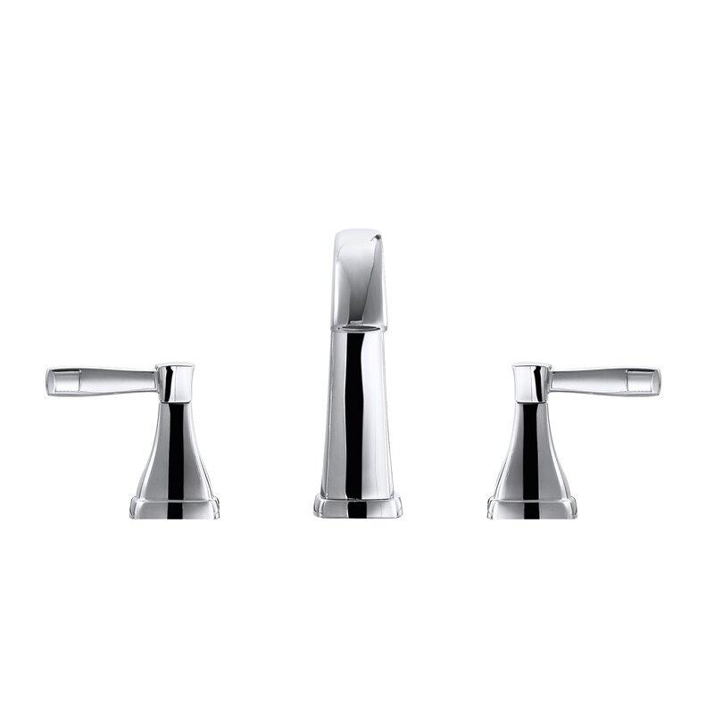 sink faucet. Clarice Double Handle Bathroom Widespread Sink Faucet Avanity