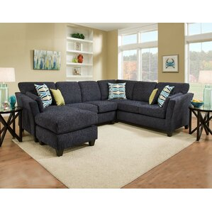 Chelsea Home Furniture Tully Reversible Sectional