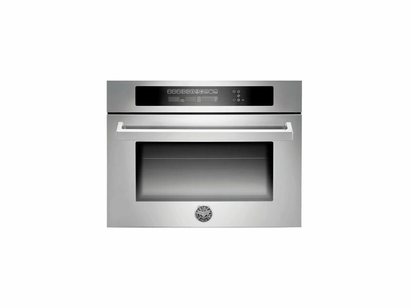 "Bertazzoni 24"" Self Cleaning Convection Electric Single Wall Oven"