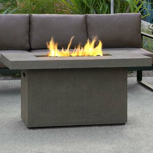 Gas Patio Table fire pit tables | wayfair