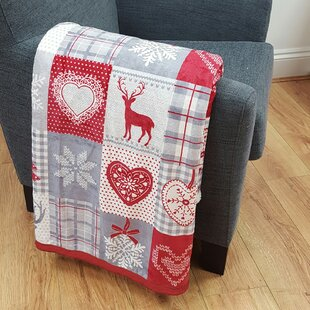 Christmas Throws And Blankets  e1f73aaf6