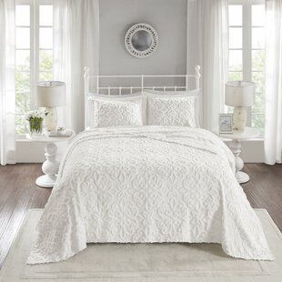 Chenille Bedspreads.Chenille Bedspreads And Shams Wayfair