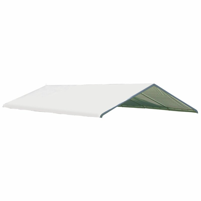 SuperMax 18 ft  x 30 ft  Canopy Replacement Top