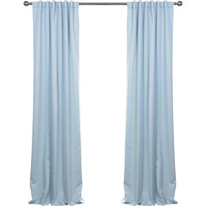 Blackout Curtains Youll Love Wayfair - White blackout curtains