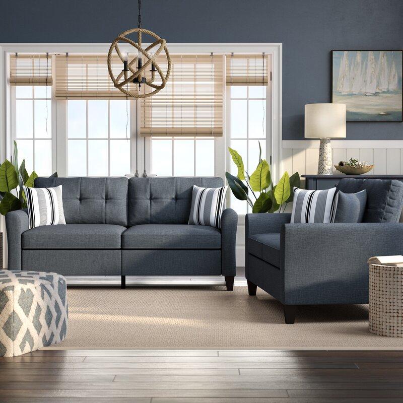 Ranstead 2 Piece Living Room Set