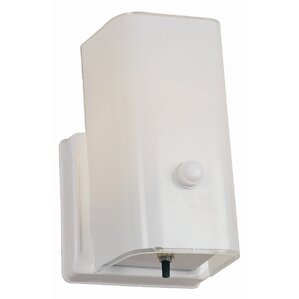 1light wall sconce