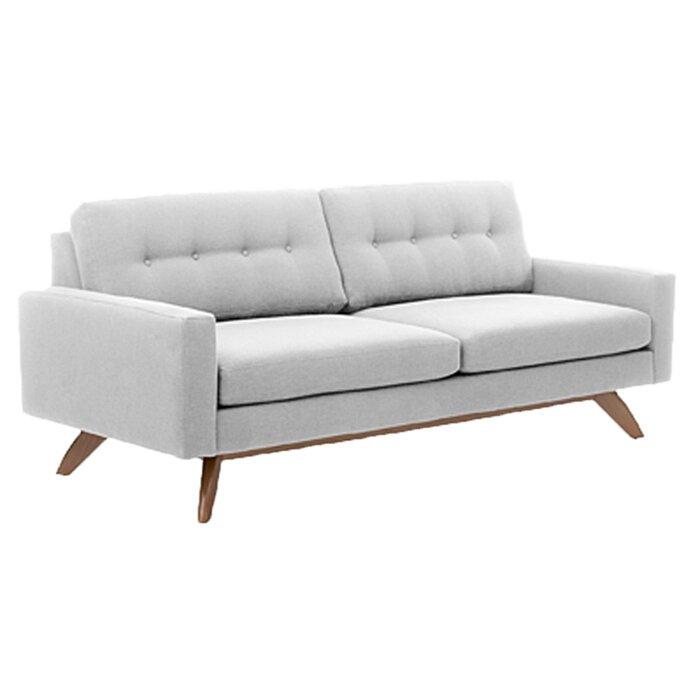 "TrueModern Luna 84"" Standard Sofa & Reviews"