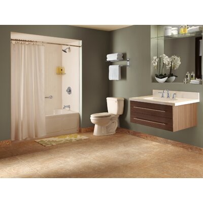 Delta Lahara Widespread Bathroom Faucet with Drain Assembly and ...