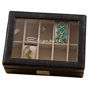 Personalized Jewelry Box Wayfair