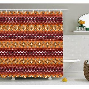 Native American Decor Shower Curtain