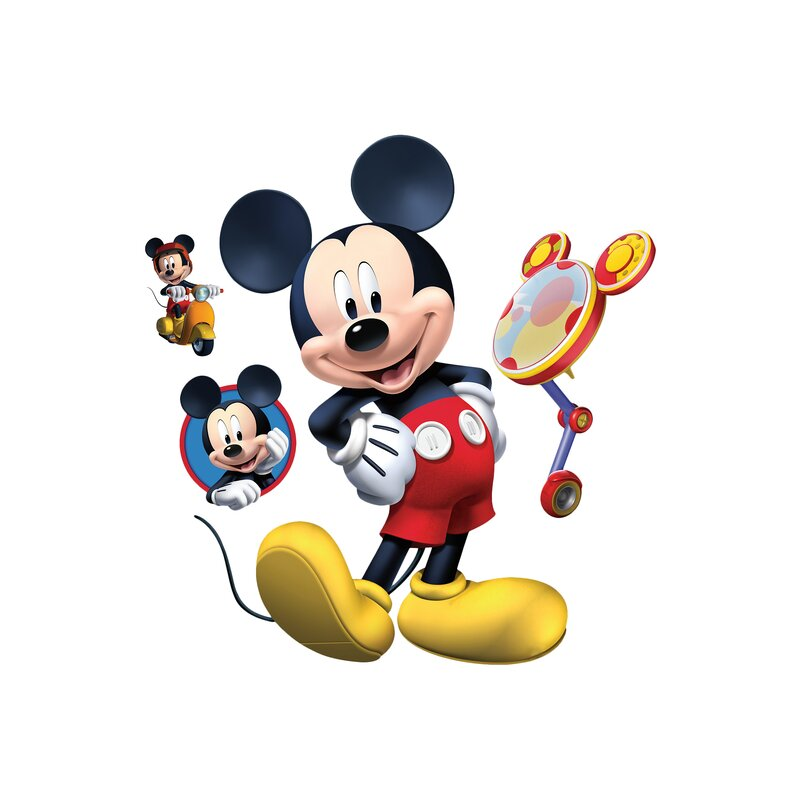 Disney Mickey Mouse Clubhouse Wall Decal Part 53