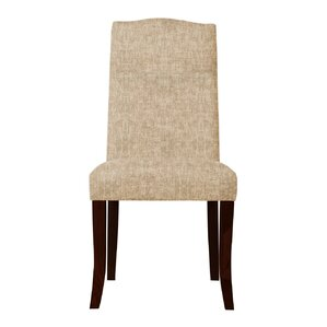 Guttenberg  Upholstered Parsons Chair (Set of 2) by Latitude Run