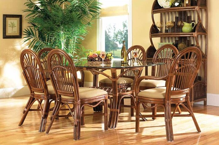 Boca Rattan Amarillo Arm Chair & Reviews