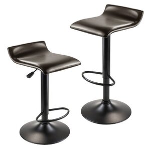 Paris Adjustable Height Swivel Bar Stool ..